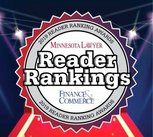 2019 Readers Rankings